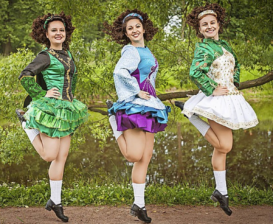 Kultur: Irish Dance  | Foto: darkbird - stock.adobe.com