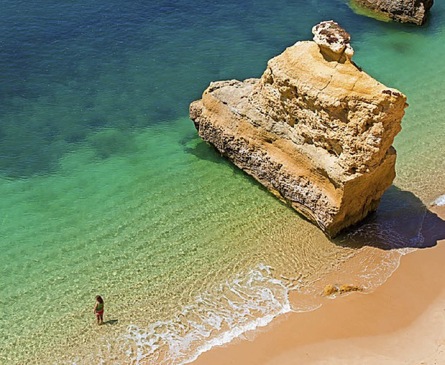 Heiß: Algarve  | Foto: Simon Dannhauer - stock.adobe.com