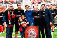 Sportclub Freiburg verabschiedet sieben Spieler