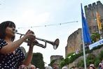 Fotos: Jazz auf der Burg in Lörrach 2018