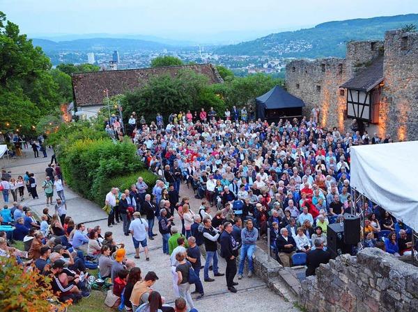 Tolle Stimmen und Musiker vor einer einmaligen Kulisse: Jazz auf der Burg 2018