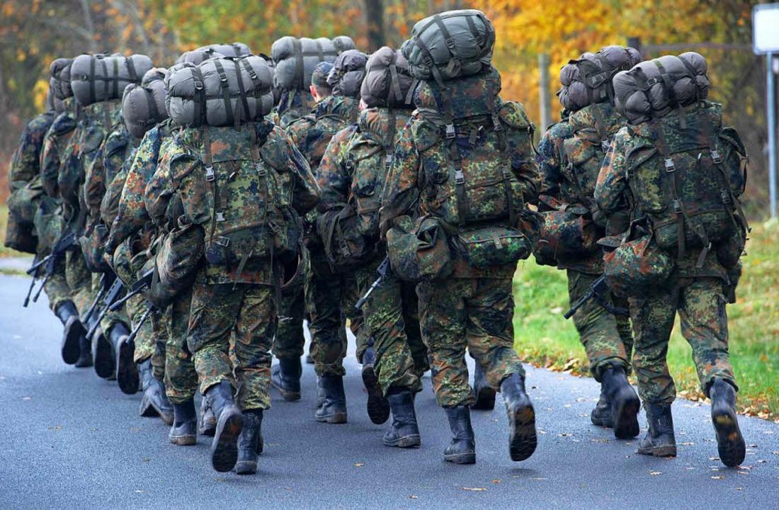 Bundeswehr: Verteidigungsausgaben erhöhen sich nur schleppend