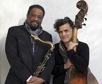 """Offbeat Jazzfestival Basel endet mit """"The Art of Duo"""" und Chico Freeman und Heiri Känzig in Riehen"""