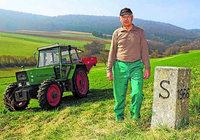 Findige Bauern liefern in die Schweiz