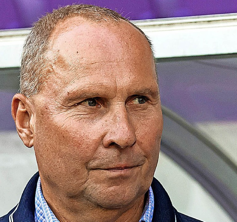 Präsident Helge Leonhardt sieht böse Mächte am Werk.   | Foto: DPA