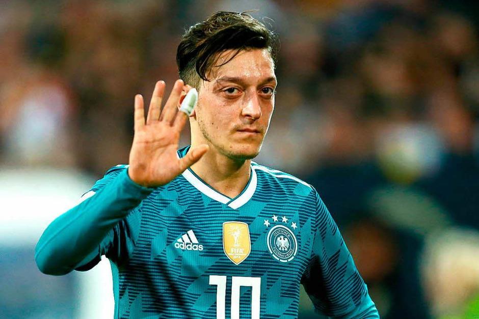 Mesut Özil (Foto: dpa)