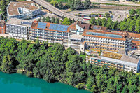 Stadt Waldshut-Tiengen verabschiedet sich von Krankenhaus
