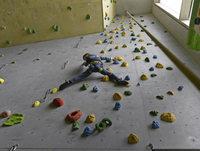 Klettern hilft Kindern, die besondere Unterstützung brauchen