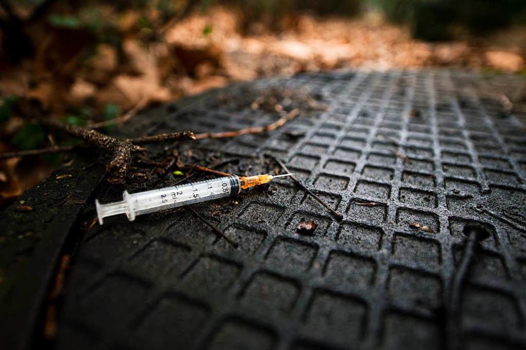 Zahl der Drogentoten erstmals wieder leicht gesunken