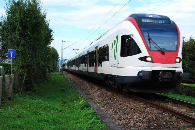 Regio-S-Bahn im Kreis Lörrach: Erfolgsgeschichte mit Fortsetzung