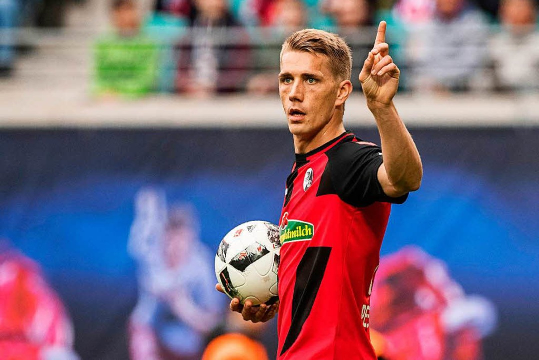 Nils Petersen  | Foto: AFP