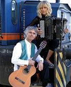 """""""Chanson goes Gypsy"""" mit Christine Schmid und Gaetano Slino in Rheinfelden"""