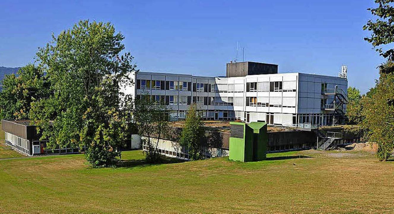 Kommt der Gesundheitscampus ins ehemal...talgebäude oder gibt es einen Neubau?     Foto: Archivfoto: Felix Held
