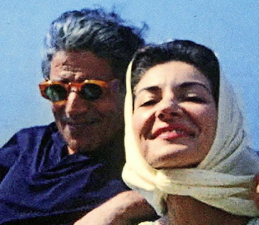 Die Callas mit Onassis  | Foto: prokino