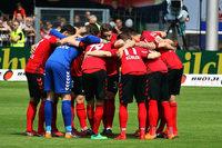 Saier und Hartenbach basteln am Kader für die kommende Saison