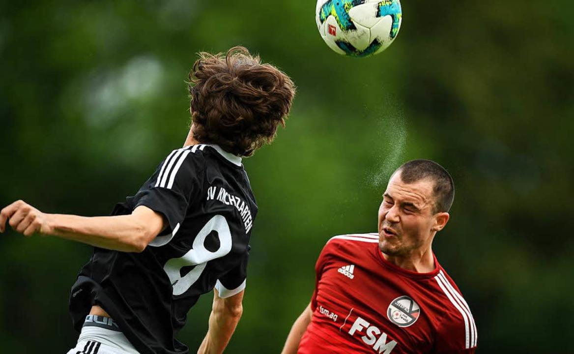 Der Fußball steht im Vordergrund des Pfingstsportfestes in Stegen  | Foto: Patrick Seeger
