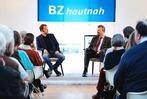Fotos: BZ-Leser diskutieren mit Gernot Erler im Humboldtsaal