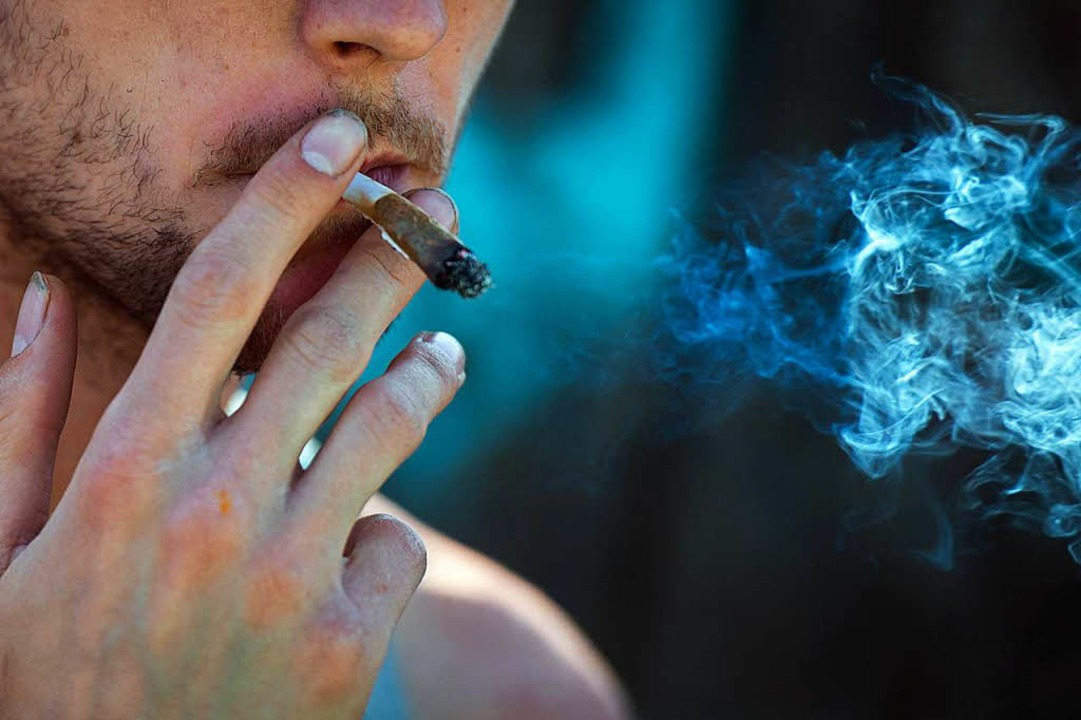 Mehr und mehr Patienten lassen sich Cannabis verschreiben