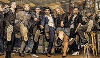 The Nutty Boys geben am Samstag, 19. Mai, Konzert im Café Verkehrt in Murg-Oberhof