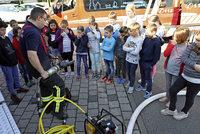 Feuerwehrtag an der Grundschule