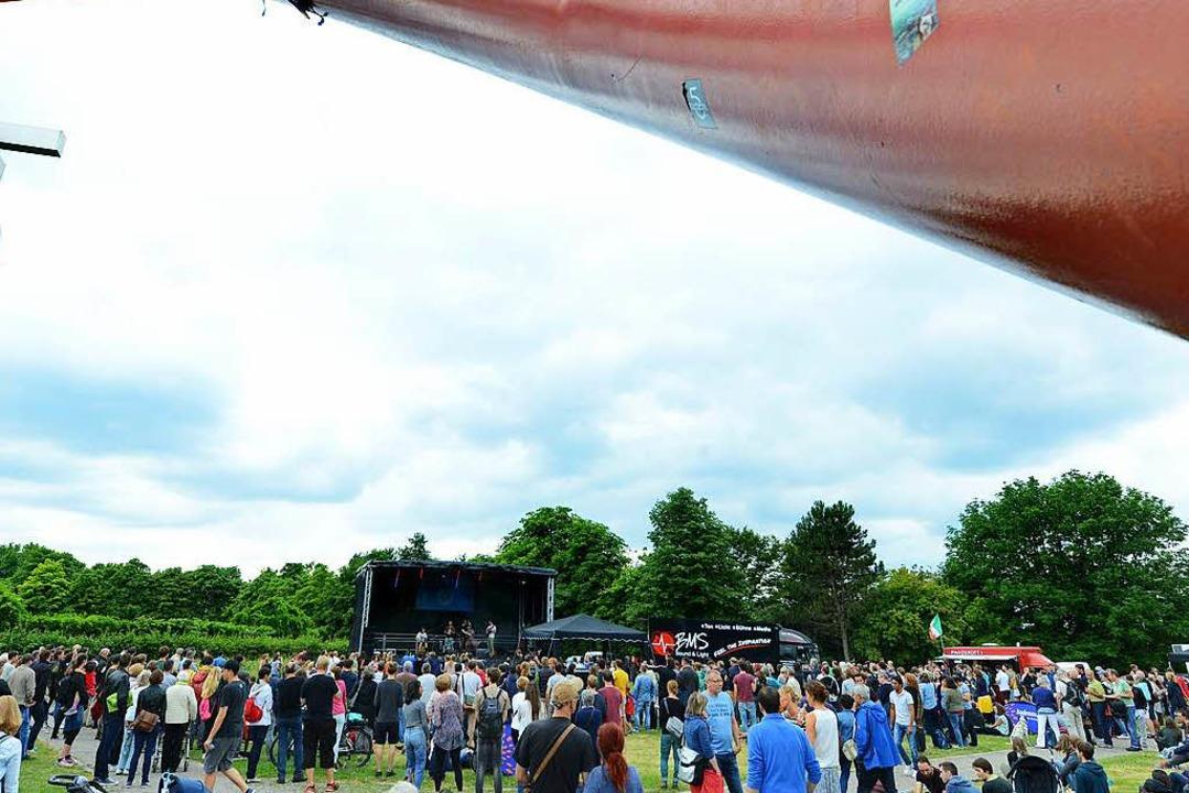 Der Eschholzpark wird am 10. Juni wied...ralen Spielort des Mitmach-Festivals.   | Foto: Rita Eggstein