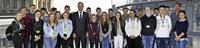 Schüler besuchen den Bundestag