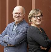 Mundart-Lesung mit Ulrike Derndinger und Heinz Siebold in Zell a.H.