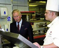 Kochen für die Queen und die Royals