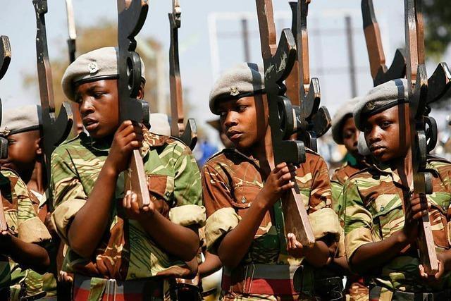 Mehr als 200 Kindersoldaten im Südsudan frei gekommen