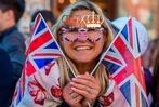 Fotos: Fans der Royal Wedding von Prinz Harry und Meghan Markle