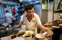 Singapur – in der Stadt der tausend Küchen