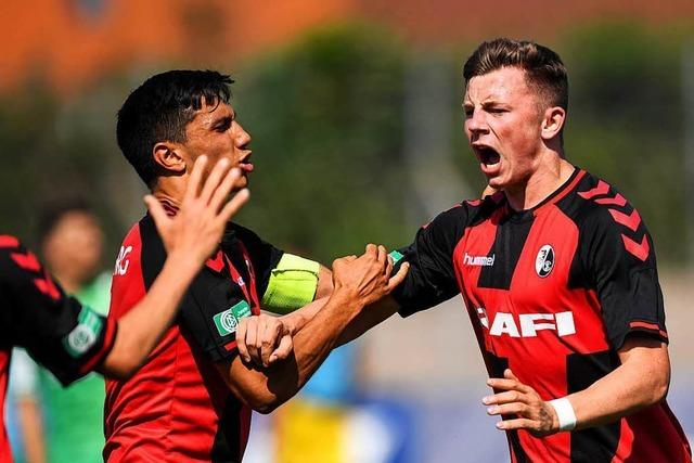 Liveticker zum Nachlesen: U19 Kaiserslautern – U19 SC Freiburg 1:2