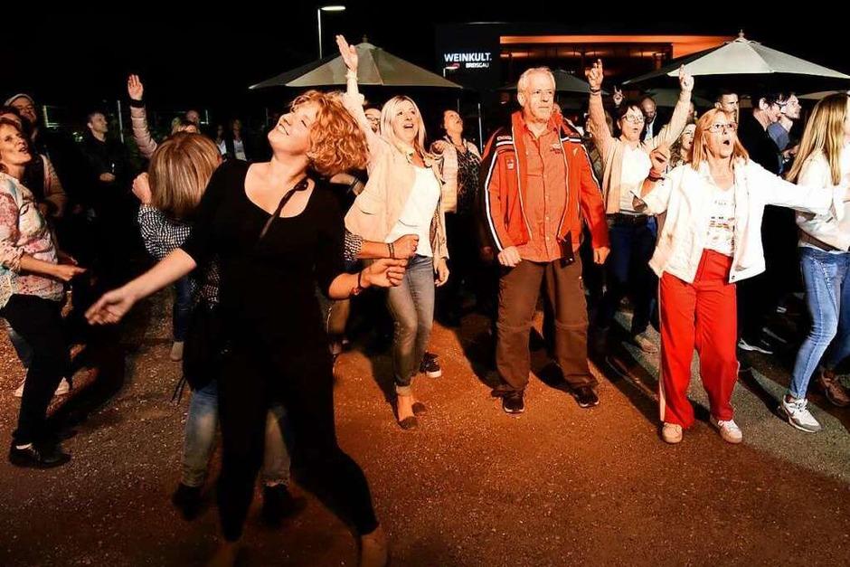 Feiern bis tief in die Nacht (Foto: Markus Zimmermann)