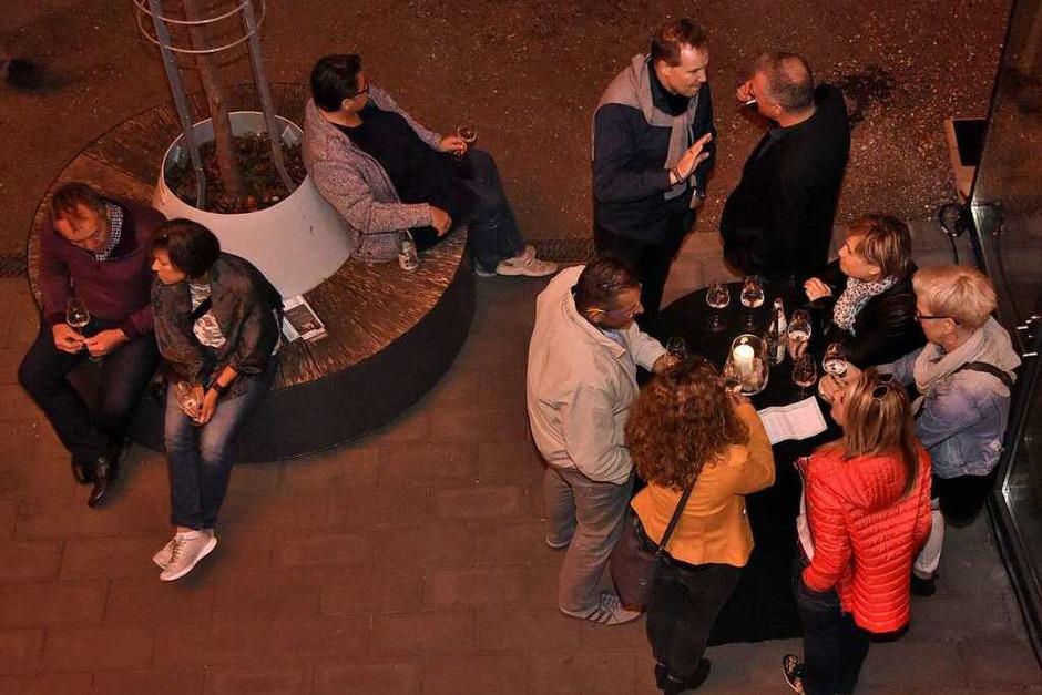 Weinrunden - mal so und mal andersrum (Foto: Markus Zimmermann)