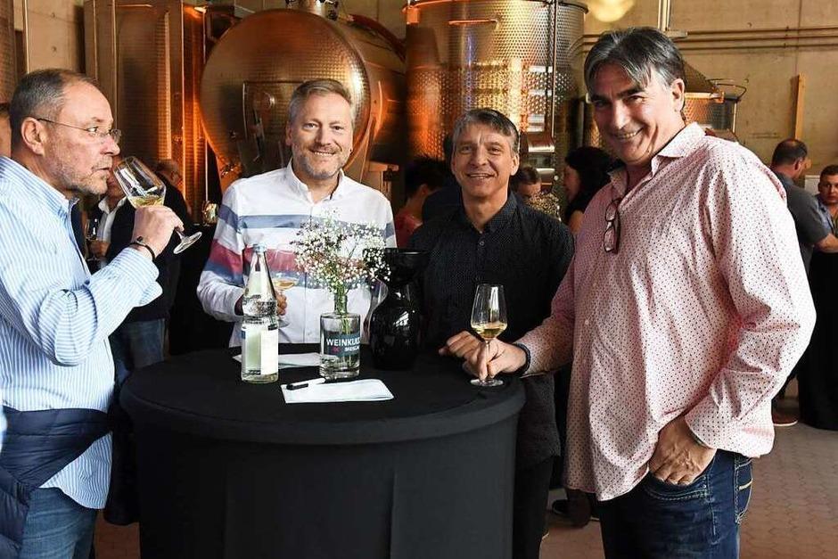 Weingenuss ist gemeinsam doppelt schön (Foto: Markus Zimmermann)