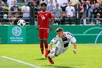 SC-A-Junioren gewinnen Pokalfinale mit 2:1