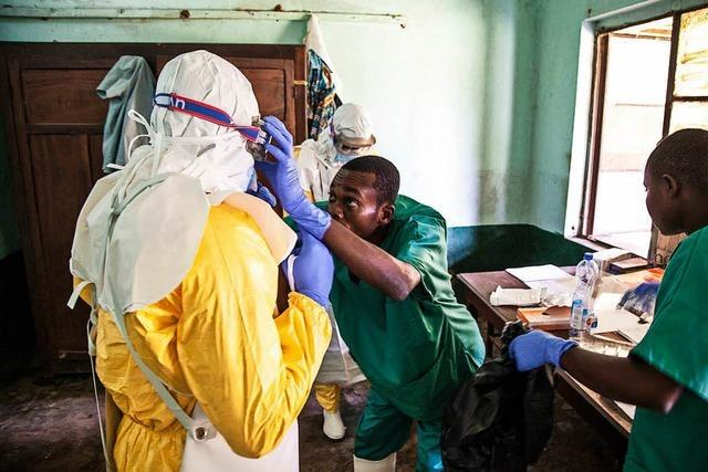 Ebola-Fall in kongolesischer Großstadt löst Panik aus