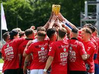 Fotos: A-Junioren des SC Freiburg gewinnen DFB-Pokal