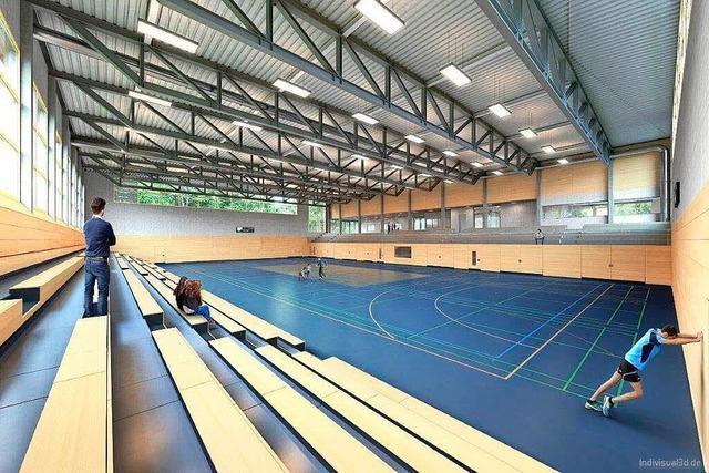 Freiburger Turnerschaft baut neue Sporthalle für knapp sieben Millionen Euro