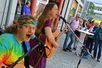 """Fotos: """"Sing with us!"""" mit Tina & Jo bei der BZ Lörrach"""