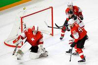 Die Schweiz steht im Finale der Eishockey-WM
