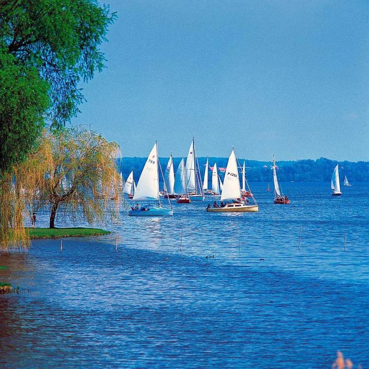 Sommerziel im Norden:  der Schweriner See  in Mecklenburg-Vorpommern   | Foto: Ulf Böttcher