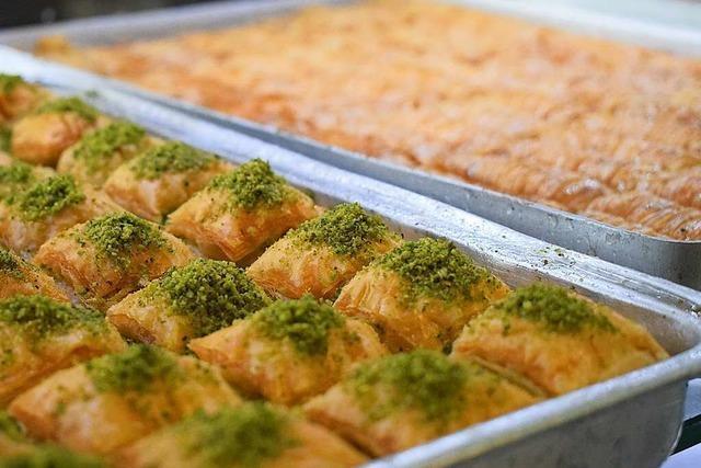Baklava und mehr: Süße Verlockung aus dem Orient in Heitersheim