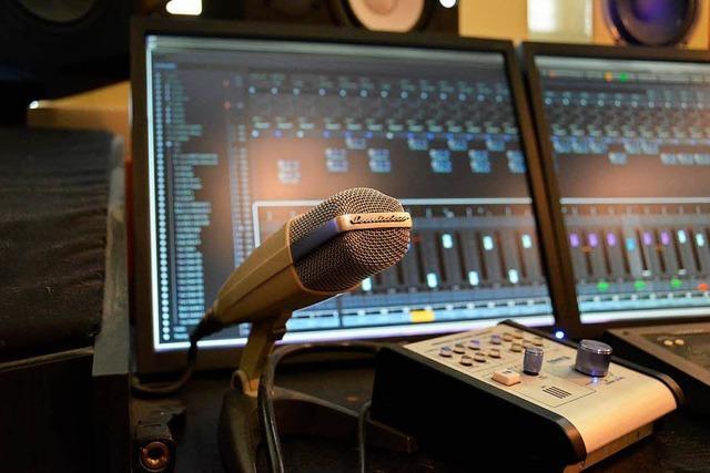 Metal-Alben und Musik für Achterbahnen entstehen in March