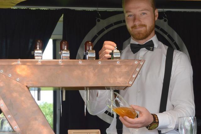 Fotos: Erste Genussmesse Kulinaria auf Schloss Beuggen