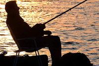 Angler war selbst der dickste Fisch