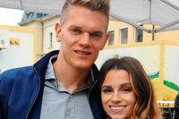 Ex-SC-Spieler Matthias Ginter heiratet seine Freundin Christina Dirr