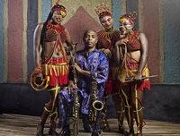 Femi Kuti mit Afrobeat in La Laiterie