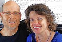 Mit Holger Mantey (Klavier) und Ursula Greve (Gesang) in Hinterzarten