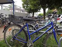 Bahnhof bleibt Schwerpunkt für Fahrraddiebstähle